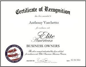 Anthony Varchetto