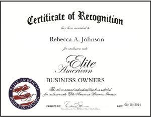 Rebecca A. Johnson