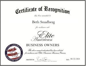 Beth Sundberg