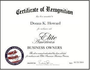 Donna K. Howard