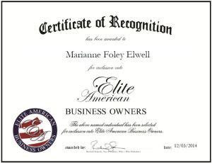 Marianne Foley Elwell