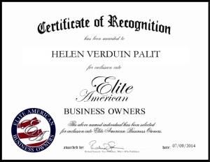 Helen verDuin Palit