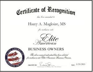 Harry Magloire