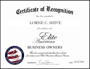 Lorne Shive