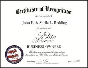 John E. & Sheila L. Redding