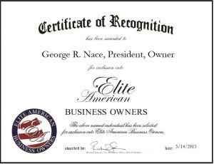 George R. Nace, President