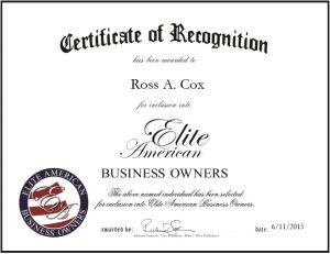 Ross Cox