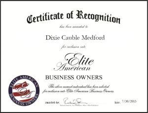 Dixie Cauble Medford