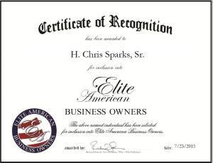 H. Chris Sparks, Sr.