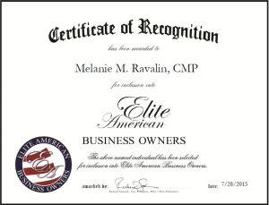 Melanie M. Ravalin