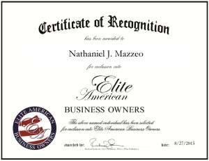 Nathaniel Mazzeo 86690