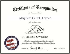Carroll, MaryBeth 1724632